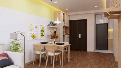 Sơn căn hộ chung cư giá rẻ uy tín nhất