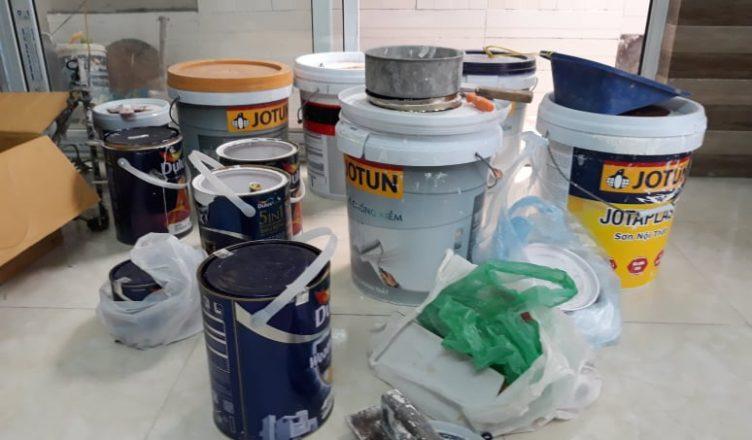 Báo giá thi công sơn Jotun trọn gói giá rẻ
