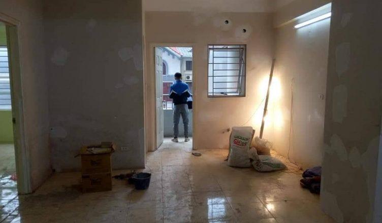 Nhà thuê nên sơn loại nào thì tốt?