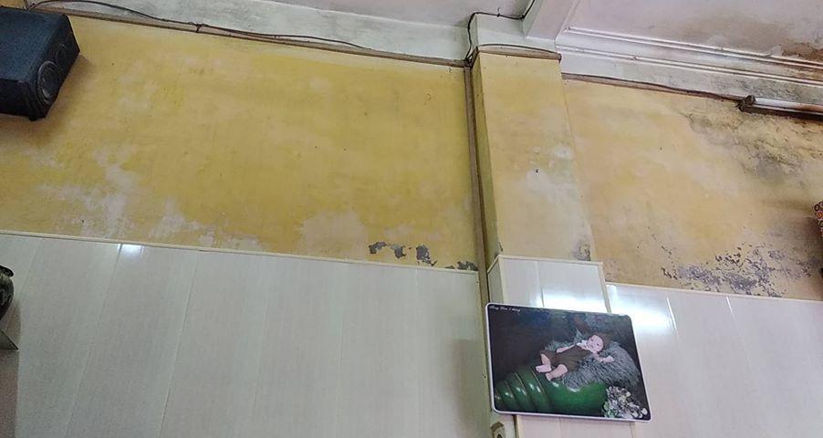 tường nhà bị mốc xử lý thế nào