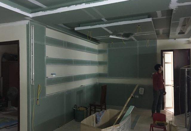 tư vấn sơn nhà mới