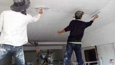 thợ sơn lại nhà uy tín