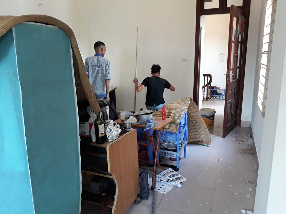 Thợ sơn nhà tại hà nội chuyên nghiệp