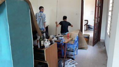 Kinh nghiệm sơn lại nhà cũ tiết kiệm nhất