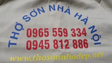 Tìm dịch vụ sơn nhà giỏi chuyên nghiệp Hà Nội