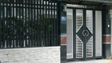 thợ sơn cửa sắt, Thợ sơn cửa sắt trọn gói giá rẻ