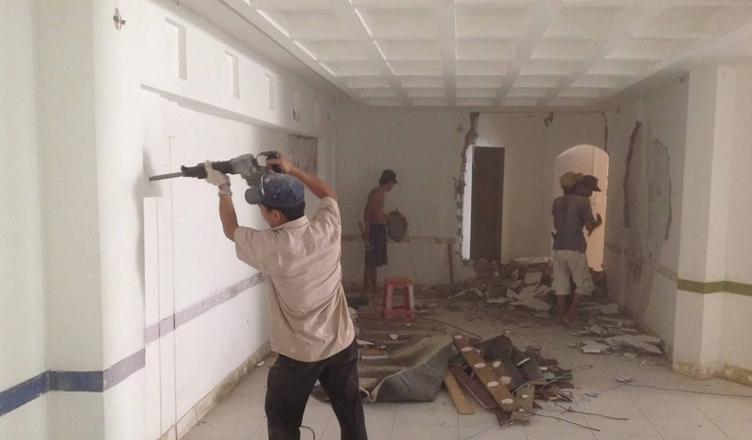 Thợ sơn sửa nhà trọn gói giá rẻ