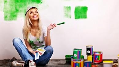 Thợ sơn nước nhà giá rẻ Hà Nội