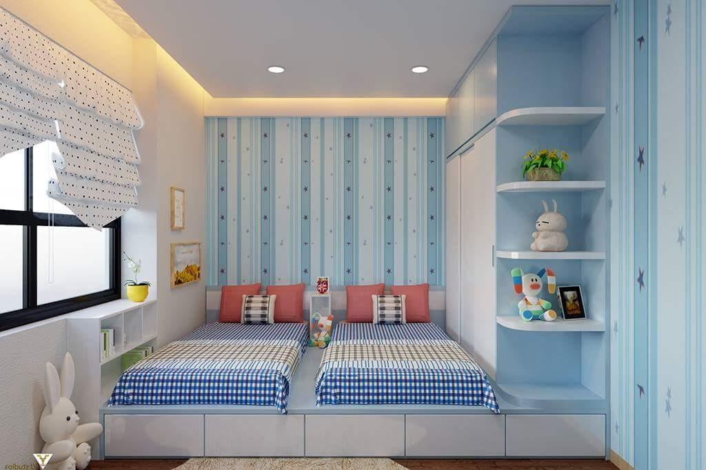 màu sơn phòng ngủ thư giãn thư thái