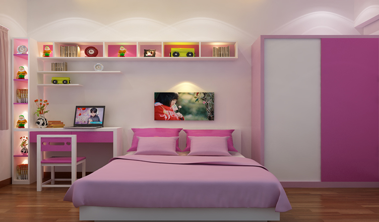 Màu sơn phòng ngủ đẹp hiện đại nhất 2016 theo phong thủy