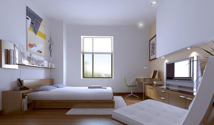 Màu sơn phòng ngủ đẹp hiện đại nhất 2017 theo phong thủy