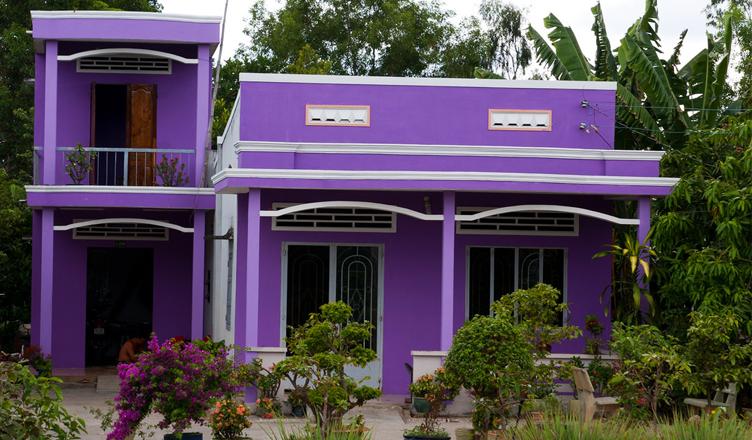 Top 5 màu sơn nhà bên ngoài trời cho đẹp - độc - lạ