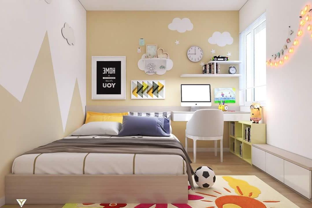 chi phí sơn nhà chung cư 2