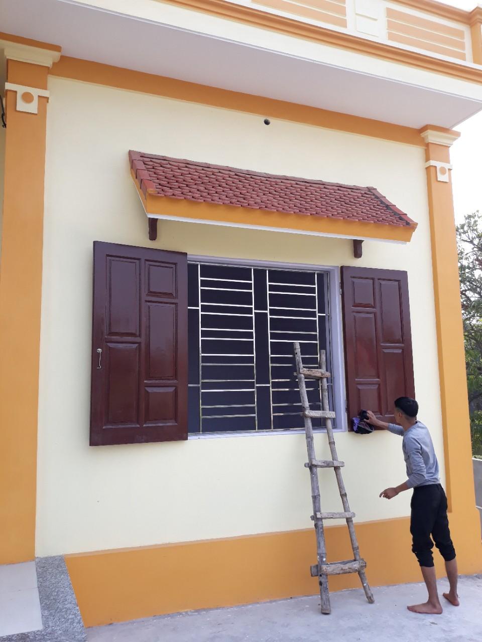 ngôi nhà mới của a phương