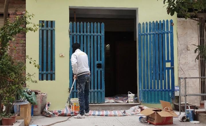 thợ sơn tây hồ