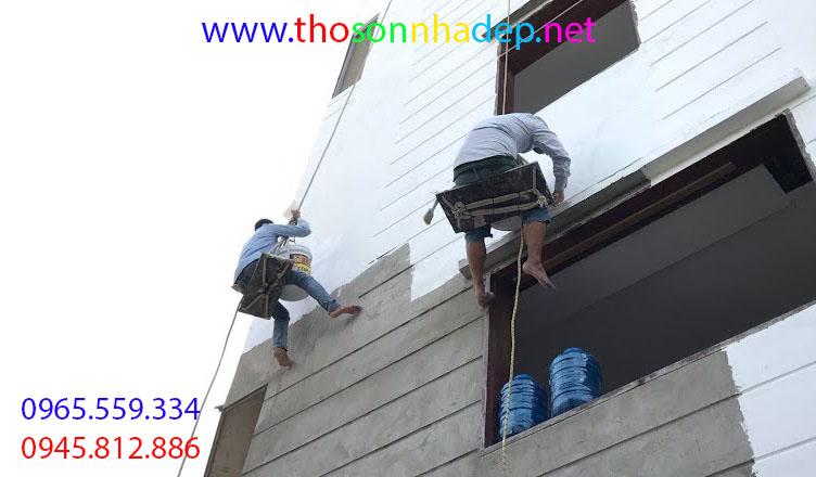 Thuê thợ sơn làm nhân công tại hà nội