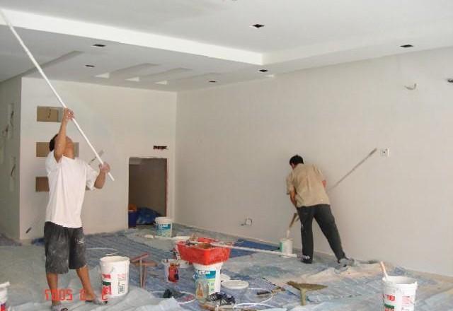 Thợ sơn nhà Lạng Sơn