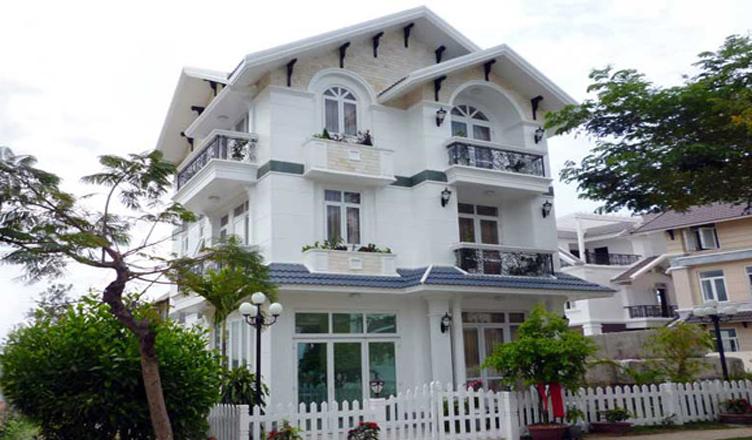Mẫu sơn nhà màu trắng được yêu thích nhất