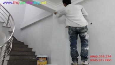 sơn nhà bao nhiêu lớp