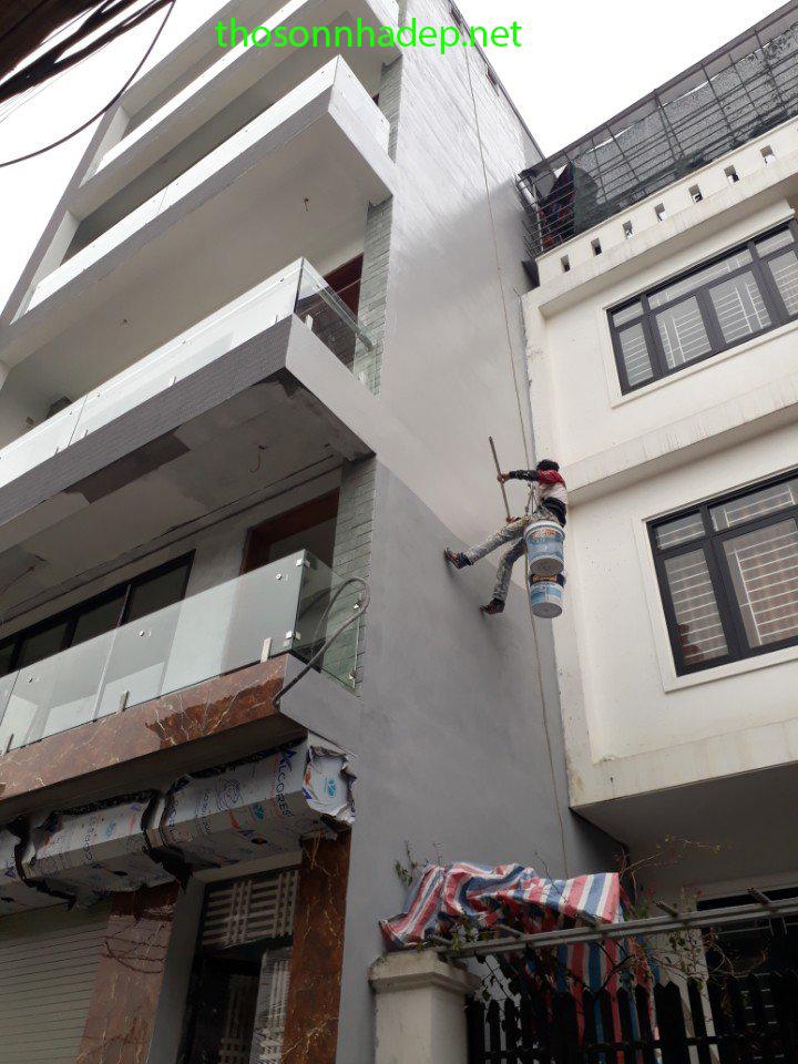 cách chọn thợ sơn nhà
