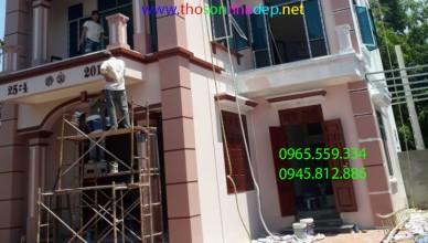 chọn thợ sơn nhà uy tín